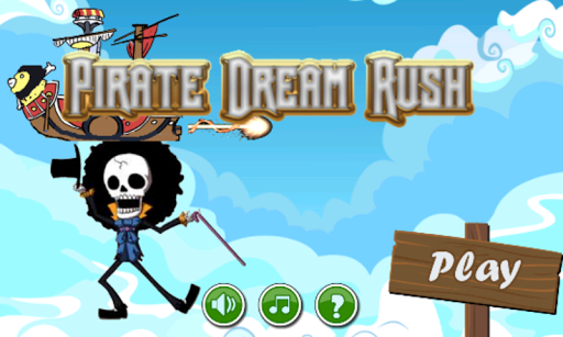 Pirate Dream Rush