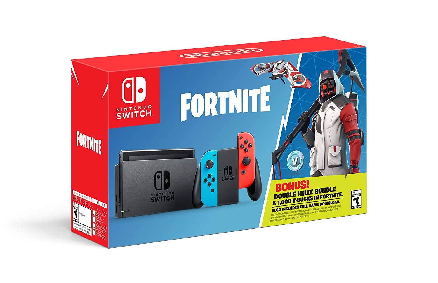 How to get every skin in Fortnite on Nintendo Switch