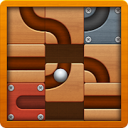 Roll the Ball\u00ae - slide puzzle