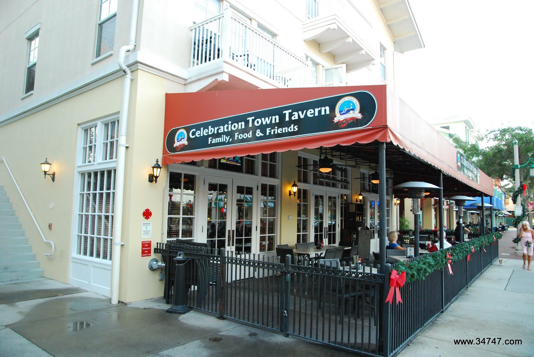 Photo: Town Tavern, Town Center, Celebration, FL