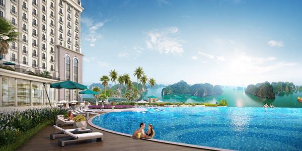 REVIEW VỀ CHẤT LƯỢNG PHÒNG NGHỈ TẠI FLC GRAND HOTEL HẠ LONG BAY 13