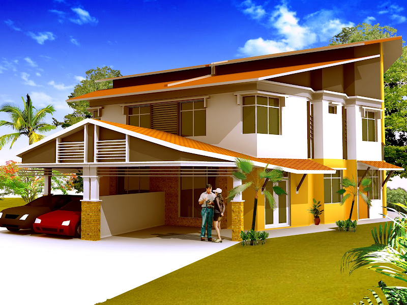 Nong chik heights affordable cantumansari homes at for Arkitek design house