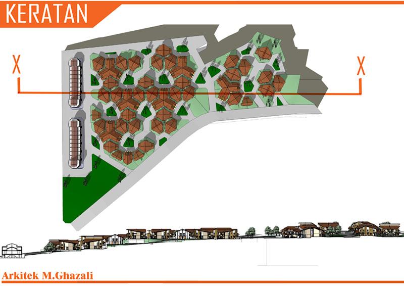 Nong chik heights a new neighbourhood in a premier location for Plans d arkitek