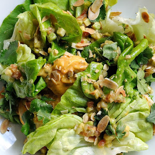 Coronation Chicken Salad.