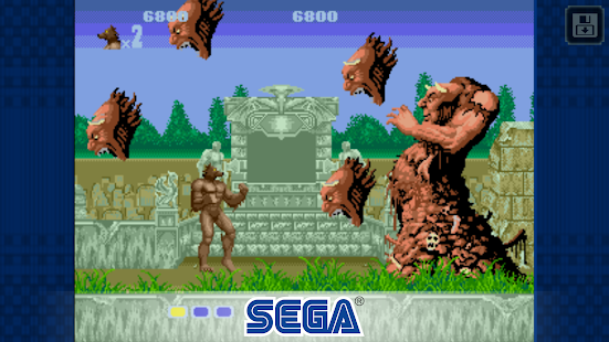 Altered Beast Sega Forever