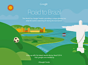 Photo: The #WorldCup is here. See what the world wants to know: google.com/worldcup #GoogleTrends