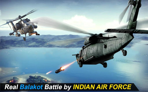 Indian Air Force Helicopter Simulator 2019 2.0 screenshots 9