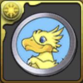 FFクリスタルメダル【銀】