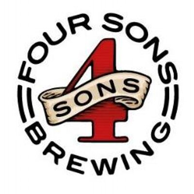 Logo for 4 Sons Brewing