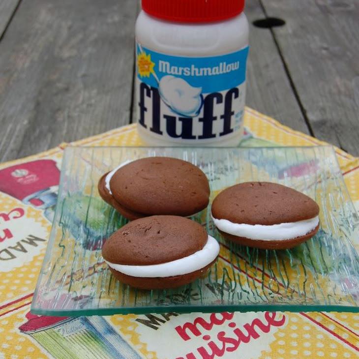 Fluff Whoppie Pies Recipe
