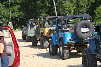 Photo: CMCC '14 Staging Area