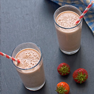 Healthy Strawberry Lime Smoothie Recipes