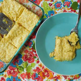 Corn Pudding #SundaySupper.