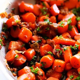 Maple Bacon Carrots Recipe