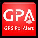 GPS Poi Alert Pro icon