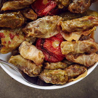 Armenian Stuffed Cabbage (Dolmas) Recipe