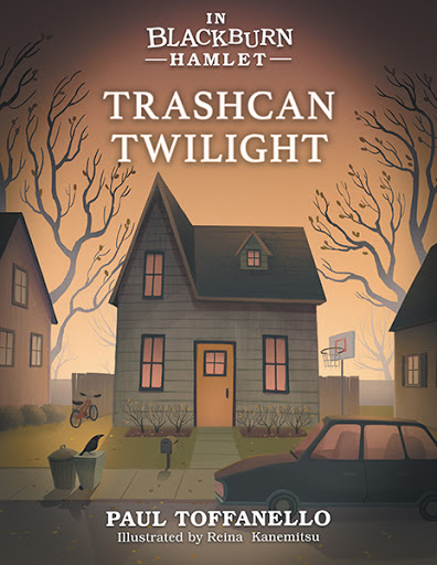 Trashcan Twilight cover