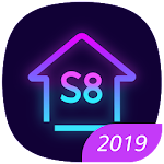 SO S8 Launcher for Galaxy S,  S8/S9 Theme 5.0 (Prime)