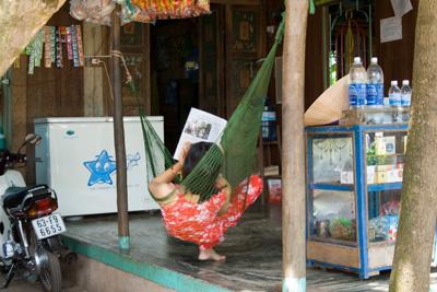 Магазинчик в деревне