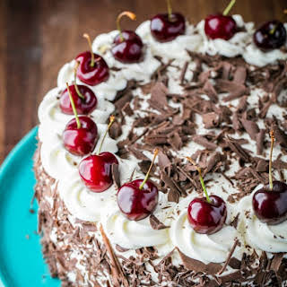 Black Forest Cake Filling Recipes.