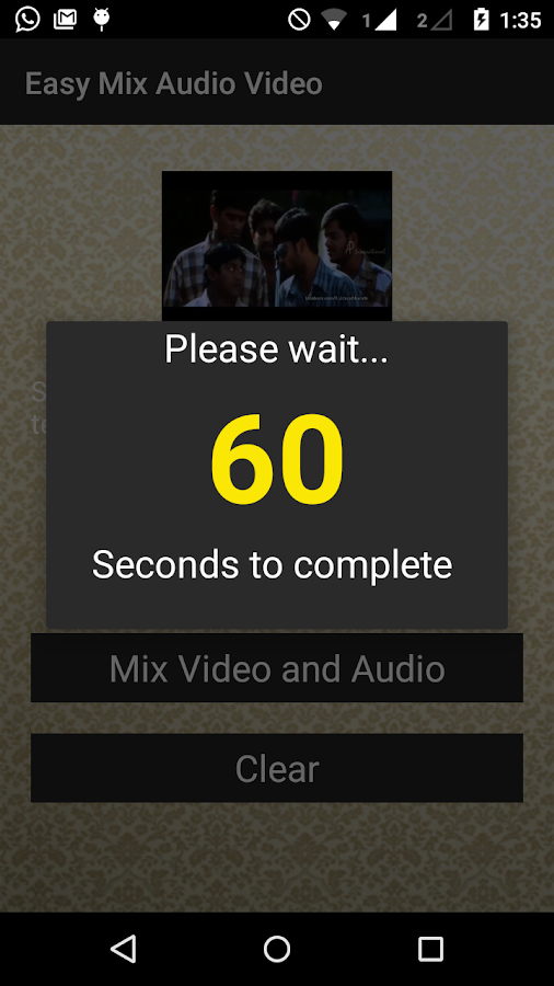 Easy Mix Audio Video- screenshot