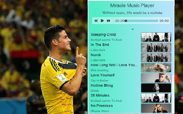 Miracle Music Player