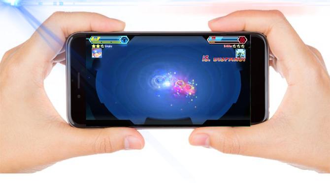 Spin Blade: Burst Evolution Android 1
