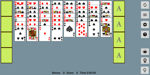FreeCell with Leaderboards 74.8 screenshots 1