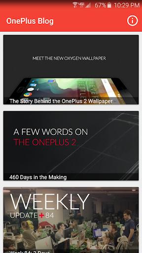 OnePlus Blog