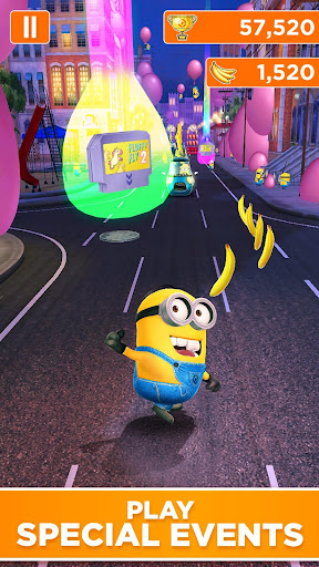 Minion Rush: Despicable Me Official Game screenshot 17