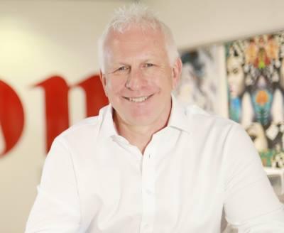 David Preston, MD, Canon South Africa.