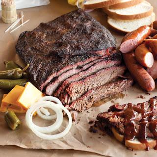 Texas-Style Beef Brisket.