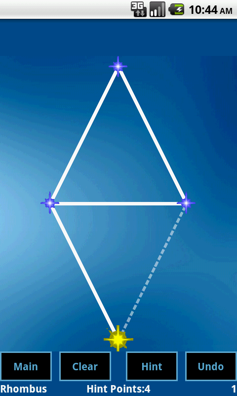 Constellaris drawing shapes- screenshot