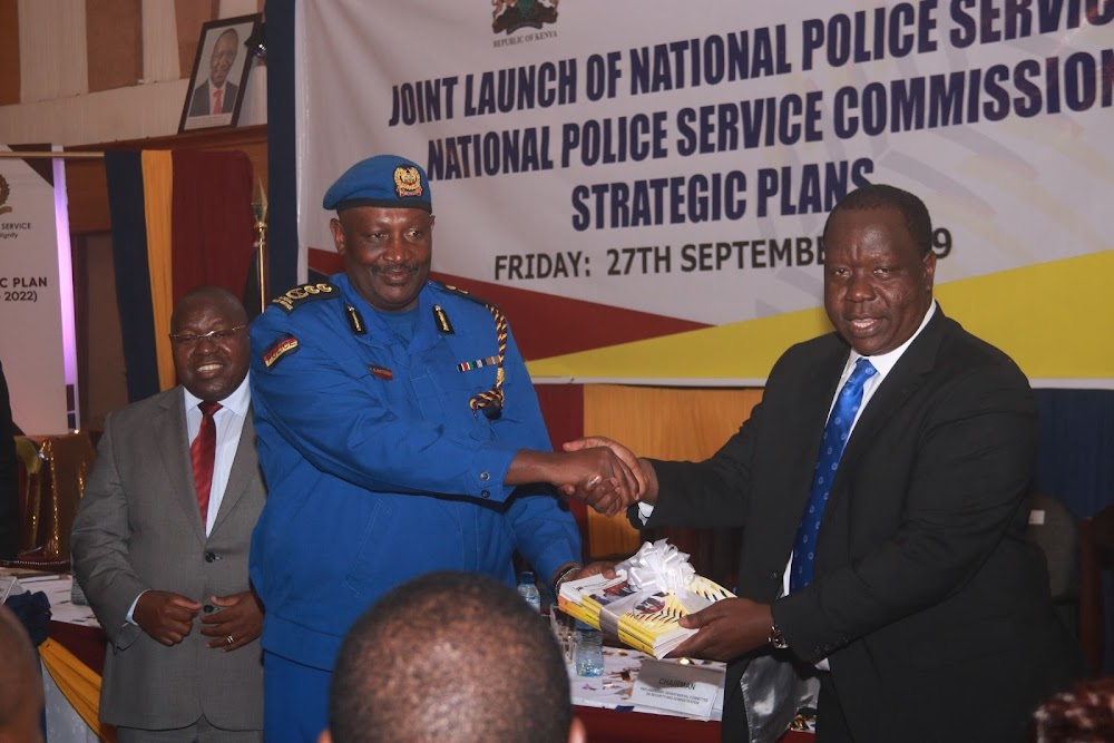 Reshuffle crucial as some cops work with crooks — IG
