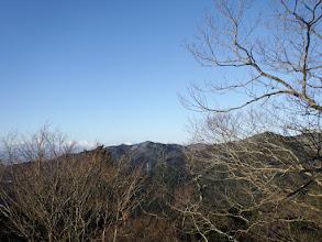 あずま屋からの眺め2(西蔵方面)