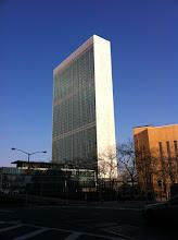 Photo: UN Slab