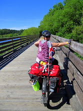 Photo: (Year 2) Day 331 - On the Cycle Track on the Way out of Victoria