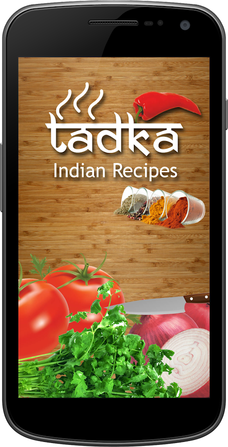 Tadka Indian Recipes Hindi- screenshot
