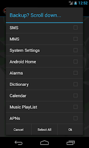 My Backup Pro Apk 3