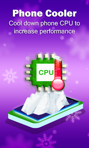 Fast clean booster: CPU cooler, clean boost phone 1.2.5 screenshots 2