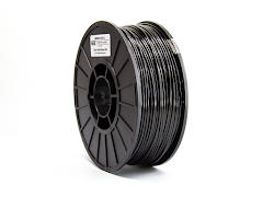 CLEARANCE - Black PRO Series MG94 ABS Filament - 1.75mm (1kg)