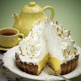 Lemon Meringue Pie From Toast Recipe