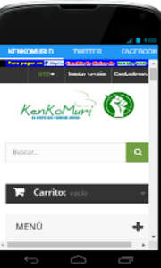 KenKoMuri screenshot 0