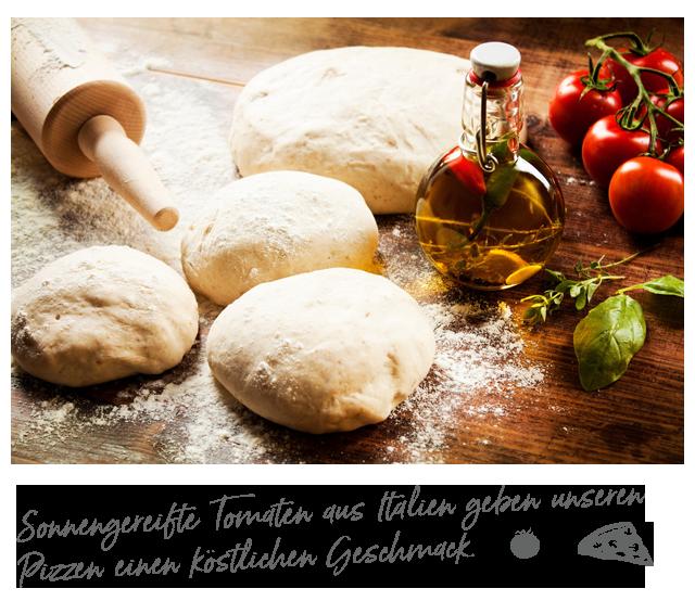 Bild Di Gusti Pizzen sind Genuss pur!