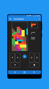 Bricks material - Bricks puzzle game Screenshot