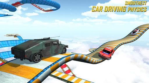 Impossible Car Drive  captures d'u00e9cran 1