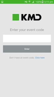 KMD Event - náhled