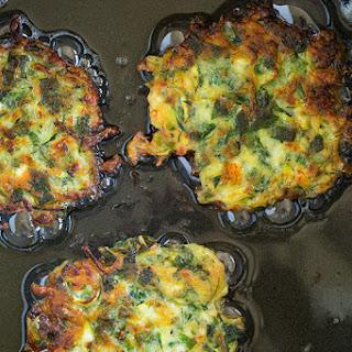 Zucchini Feta Patties