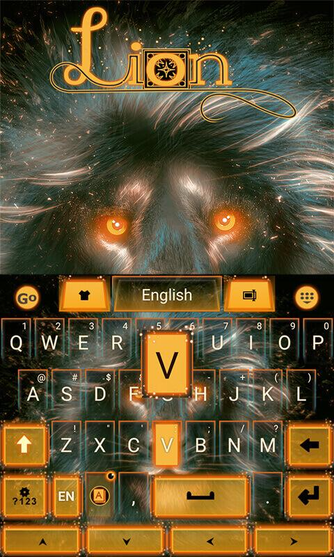 Lion-Go-Keyboard 11
