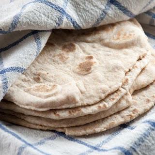 Wheat Flour Tortillas.